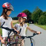 Fahrräder werden im Maifelder Uhlenhorst gratis verliehen.