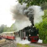 Die Brohltalbahn gehört zu den Attraktionen in der Region