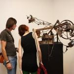 Kunstgegenstand im Museum