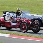 2 Oldtimer auf dem Nürburgring